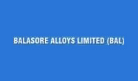 Balasore Alloys Ltd