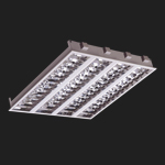 Recess Mounting 3D Lamelle Technology Luminaires I